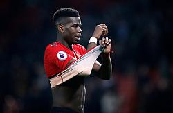 Manchester United's Paul Pogba