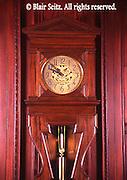 PA Capitol Complex, House Speaker's Office, Antique Clock, Harrisburg, Pennsylvania
