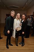 MARCO CAPALDO; FEDERICA CAVENATITATIANA WILLIAMS New Work: William Foyle, Royal College of art. Kensington Gore, London.  1 December 2015