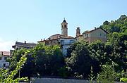 Roccasparvera Piemonte Italy