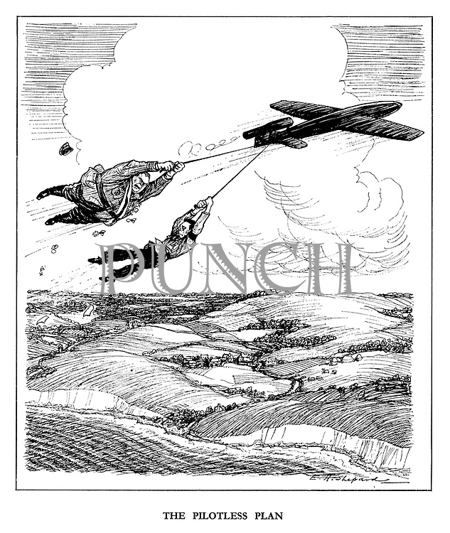 The Pilotless Plan