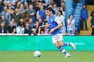 Sheffield Wednesday midfielder Kieran Lee (5) during the EFL Sky Bet Championship match between Sheffield Wednesday and Sheffield Utd at Hillsborough, Sheffield, England on 24 September 2017. Photo by Phil Duncan.