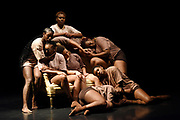 ASU Emerging Artists dance performance