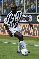 Parma 18/4/2004 Campionato Italiano Serie A <br />30a Giornata - Matchday 30 <br />Parma Juventus 2-2 <br />Liliam Thuram (Juventus) <br /> Foto Graffiti
