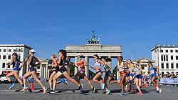 12-08-2018 ATLETIEK: EUROPESE KAMPIOENSCHAPPEN: BERLIJN<br />Andrea Deelstra viel uit in de marathon.<br /><br />Foto: SCS/Erik van Leeuwen