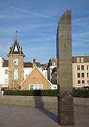 War memorial, St Peter Port, Guernsey, Channel Islands, UK