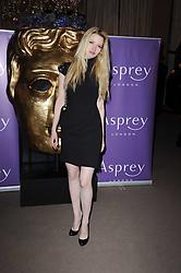 Talulah Riley at the Orange BAFTA's Nominees party held at Asprey, 165 New Bond Street, London on 20th February 2010.