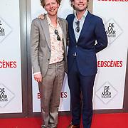 NLD/Amsterdam/20140622 - Premiere Bedscenes, Pepijn Schoneveld en Jelle de Jong