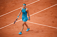 Caroline GARCIA (FRA) lost the game against ANGELIQUE KERBER (GER) during the Roland Garros French Tennis Open 2018, day 9, on June 4, 2018, at the Roland Garros Stadium in Paris, France - Photo Stephane Allaman / ProSportsImages / DPPI