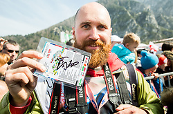 Photographer Grega Valancic after the Ski Flying Hill Men's Team Competition at Day 3 of FIS Ski Jumping World Cup Final 2017, on March 25, 2017 in Planica, Slovenia. Photo by Vid Ponikvar / Sportida