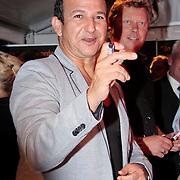 NLD/Amsterdam/20110925 - Benefietavond Red Sun Stichting Stop Kindermisbruik, Najib Amhali