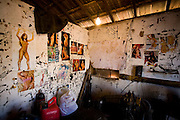 Carmopolis de Minas_MG, Brasil...Borracharia em Carmopolis de Minas...The repair shop in Carmopolis de Minas...Foto: LEO DRUMOND / NITRO