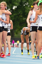 adidas Grand Prix professional track & field meet: high school girls Dream Mile, Southerland