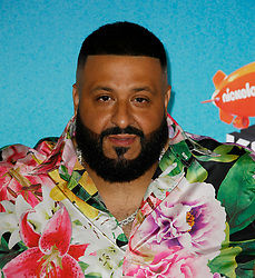 March 23, 2019 - Los Angeles, CA, USA - LOS ANGELES, CA - MARCH 23: DJ Khaled attends Nickelodeon's 2019 Kids' Choice Awards at Galen Center on March 23, 2019 in Los Angeles, California. Photo: CraSH for imageSPACE (Credit Image: © Imagespace via ZUMA Wire)