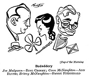 Top o' the Morning ; Bing Crosby , Ann Blyth and Barry Fitzfgerald..........