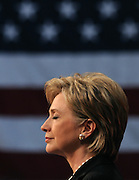 Former U.S. Secretary of State Hillary Clinton. Photo by Johnny Bivera