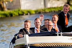 Gal Edward, Doron Kuipers, Ehrens Rob, Houtzager Marc, Schuttert Frank<br /> EC Rotterdam 2019<br /> © Hippo Foto - Sharon Vandeput<br /> 19/08/19
