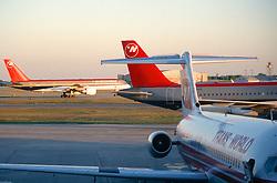 Northwest Airlines Jets