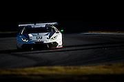 October 1, 2016: IMSA Petit Le Mans, #27 Cedric Sbirrazzuoli, Luca Persiani, Paolo Ruberti, Dream Racing, Lamborghini Huracán GT3