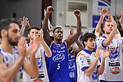 DESCRIZIONE : Eurocup 2015-2016 Last 32 Group N Dinamo Banco di Sardegna Sassari - Cai Zaragoza<br /> GIOCATORE : Awudu Abass<br /> CATEGORIA : Ritratto Esultanza Postgame<br /> SQUADRA : Acqua Vitasnella Cantu'<br /> EVENTO : Eurocup 2015-2016<br /> GARA : Dinamo Banco di Sardegna Sassari - Cai Zaragoza<br /> DATA : 27/01/2016<br /> SPORT : Pallacanestro <br /> AUTORE : Agenzia Ciamillo-Castoria/C.Atzori