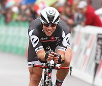 Sykkel<br /> Tour de Suisse<br /> Foto: imago/Digitalsport<br /> NORWAY ONLY<br /> <br /> 20.06.2010<br /> <br /> Radsport Tour de Suisse 2010 . Einzelzeitfahrer Liestal - Liestal , Thor Hushovd Norwegen Team Cervelo Test Team