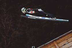 04.03.2021, Oberstdorf, GER, FIS Weltmeisterschaften Ski Nordisch, Oberstdorf 2021, Herren, Skisprung HS137, Qualifikation, im Bild Bor Pavlovcic (SLO) // Bor Pavlovcic of Slovenia during qualification for the ski jumping HS137 competition of FIS Nordic Ski World Championships 2021 in Oberstdorf, Germany on 2021/03/04. EXPA Pictures © 2021, PhotoCredit: EXPA/ JFK