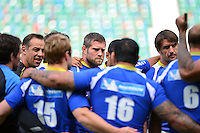Vincent DEBATY - 01.05.2015 - Captains' Run de Clermont avant la finale - European Rugby Champions Cup -Twickenham -Londres<br /> Photo : David Winter / Icon Sport