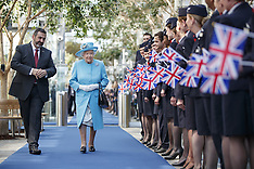 Royal visit to BA headquarters - 23 May 2019