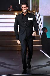 Jonny Mitchell entering the Celebrity Big Brother House 2018, Elstree Studios, Hertfordshire. Photo credit should read: Doug Peters/EMPICS Entertainment