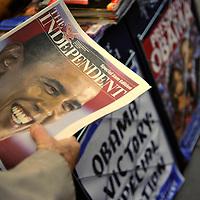 Barack Obama- President Elect