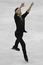 February 17, 2018 - Pyeongchang, KOREA - Brendan Kerry of Australia competing in the men's figure skating free skate program during the Pyeongchang 2018 Olympic Winter Games at Gangneung Ice Arena. (Credit Image: © David McIntyre via ZUMA Wire)