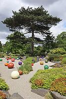 Niijima Floats Dale Chihuly, Kew Gardens, London, UK, 09 June 2019, Photo by Richard Goldschmidt