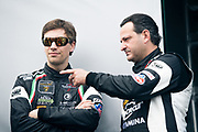 January 24-28, 2018. IMSA Weathertech Series ROLEX Daytona 24. 19 GRT Grasser Racing Team, Lamborghini Huracan GT3, Christian Engelhart