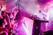 Savant concert, 2014 Bumbershoot festival in Seattle, WA