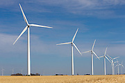 Wind turbines in rural areas are part of the new sustainable energy future of the United States. Wind energy projects are farmers' and landowners' new cash crop. Landowners receive annual per megawatt payments for each wind turbine they have on their property.