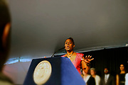 New York, New York, NY-August 31:  New York City First Lady Chirlane McCray and others celebrate Harlem Week 2017 with a salute to ' Harlem: Home of Immigrants' honoring New York's International Diversity held at Gracie Mansion on August 3, 2017 in New York City. (Photo by Terrence Jennings/terrencejennings.com)