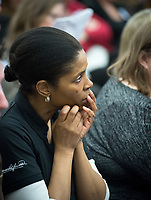 The Rutgers Foundation and RUAA All-Staff Meeting was held at the Cook Student Center in New Brunswick on Friday, February 23, 2018. / Russ DeSantis Photography and Video, LLC