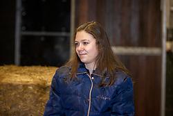 Roos Laurence, Luyten Laura, BEL<br /> J2L Dressage Horses - Hoogstraten 2021<br /> © Hippo Foto - Dirk Caremans<br /> 16/01/2021