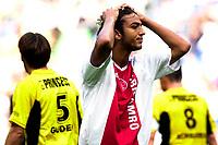 Fotball. Nederlandsk æresdivisjon. 29.09.2002.<br />Ajax v NAC.<br />Mido, Ajax.<br />Foto: Jasper Ruhe, Digitalsport