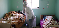 South Africa - Cape Town - 280720.  Gloves, aprons, long sleeved gowns, surgical masks, eye goggles, face visors and respirator masks are all examples of personal protective equipment (PPE) worn by healthcare personnel to treat patients infected with diseases such as COVID-19.   Picture: Ian Landsberg/African News Agency (ANA).