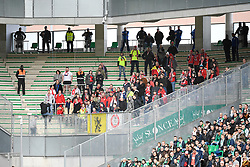 March 10, 2019 - Saint Etienne, France - ILLUSTRATION - SUPPORTERS (Credit Image: © Panoramic via ZUMA Press)