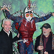 London, England, UK. 10th January 2018. Phillip Schofield, Sir David Jason arrives at Cirque du Soleil OVO - UK premiere at Royal Albert Hall.