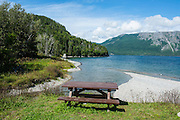 East arm of the Unesco world heritage sight, Gros Mourne National Park, Newfoundland, Canada
