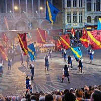 Ommegang Festival, Brussels, Belgium
