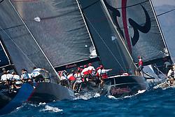 Race one and two, AUDI MedCup Cartagena, Spain, 25th August 2010,  trofeo Caja Mediterraneo, Region de Murcia (24 - 29 August 2010) © Sander van der Borch / Artemis