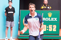 Spanish Tommy Robredo during Mutua Madrid Open Tennis 2017 at Caja Magica in Madrid, May 09, 2017. Spain.<br /> (ALTERPHOTOS/BorjaB.Hojas)