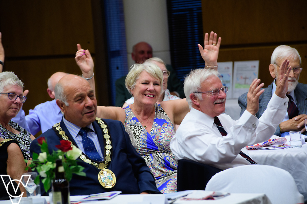 North Kesteven District Council's Veteran's Evening.<br /> <br /> Picture: Chris Vaughan Photography for NKDC<br /> Date: June 29, 2018