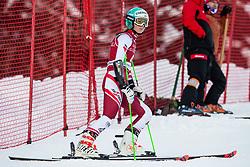 Elisa Moerzinger (AUT) during the Ladies' Giant Slalom at 57th Golden Fox event at Audi FIS Ski World Cup 2020/21, on January 16, 2021 in Podkoren, Kranjska Gora, Slovenia. Photo by Vid Ponikvar