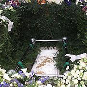 Begrafenis Pim Fortuyn, graf Driehuis