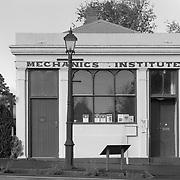 Malmsbury, Mechanics Institute